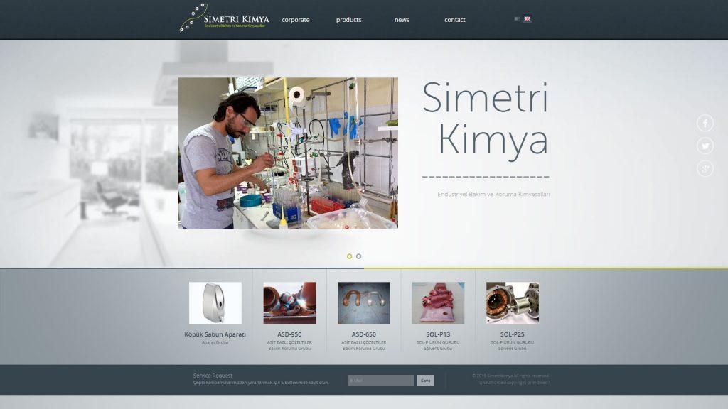 simetri-kimya